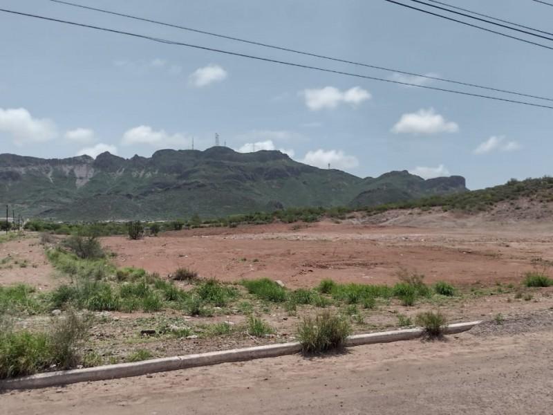Concretan terreno para Hospital de Especialidades del IMSS en Guaymas