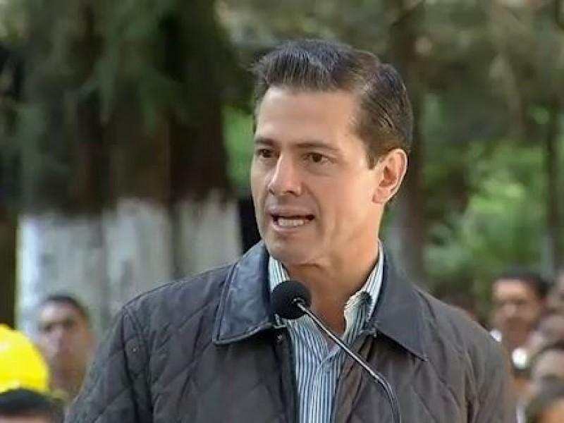 Condena EPN agresión a marinos en Cd. Guzmán