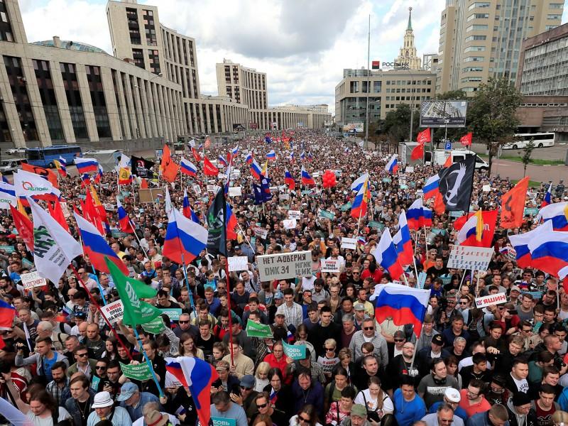 Condena Estados Unidos brutalidad rusa contra opositores