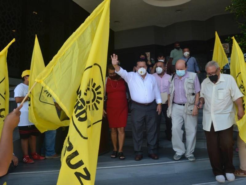 Condena PRD agresiones en Tatahuicapan