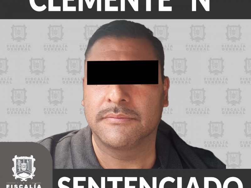 Condenan 28 años de prisión a homicida de centro botanero
