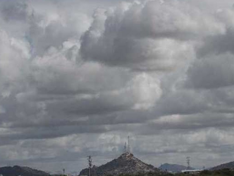 Condiciones nubladas para Sonora