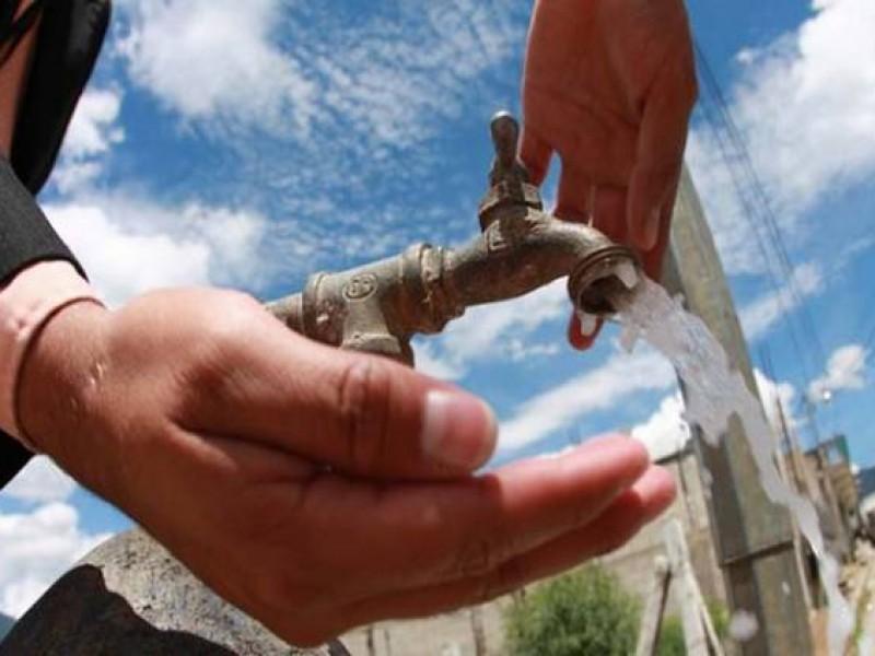 Condonación de adeudos por agua iniciará en 2019