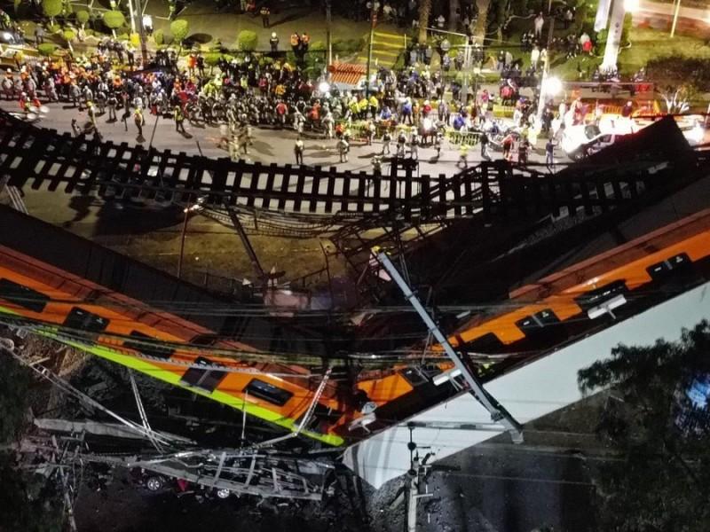 """Colapso Metro: """"Las personas estaban en estado de shock"""""""
