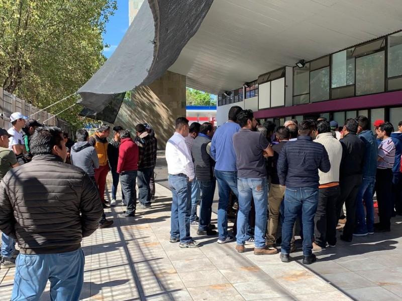 Conductores de plataformas buscan acuerdo con IQT