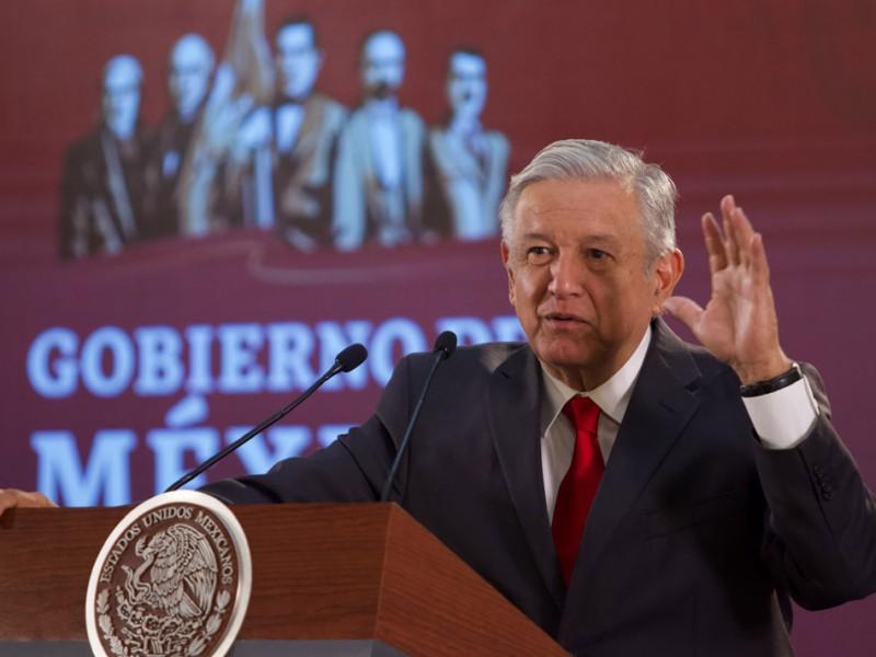 López obrador pidió a la ciudadanía no confiarse
