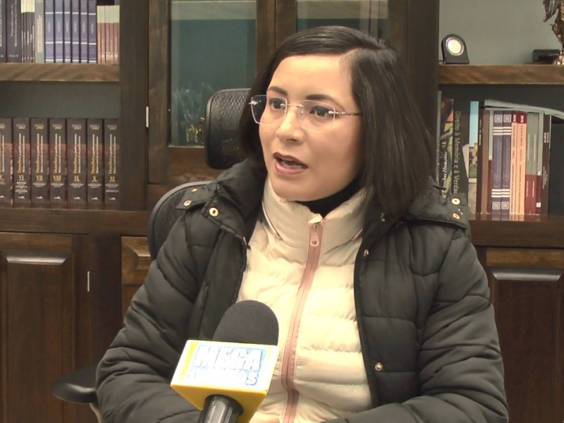 Confía Presidenta de CDHEZ en Rosario Piedra