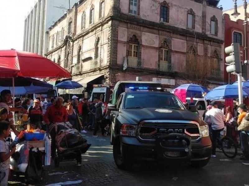 Confirma 4 muertos en tiroteo de centro SSC