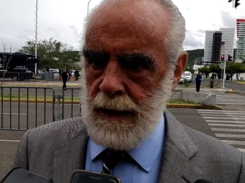 Confirma Diego Fernández de Cevallos adeudo por predial