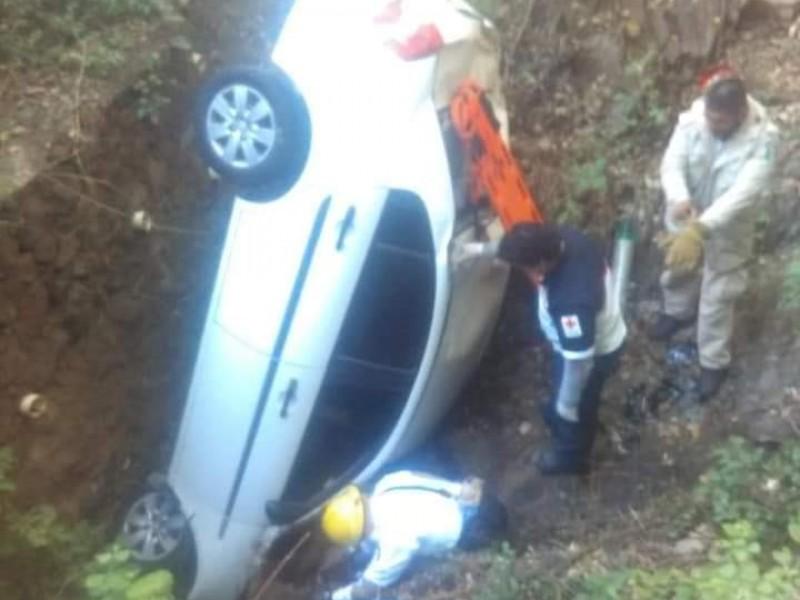Confirmó Dolores Galindo que sufrió accidente carretero