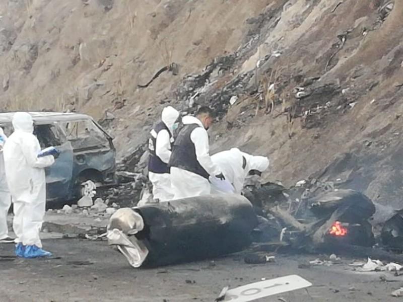 Confirma Fiscalía fallecimiento de sobreviviente de explosión