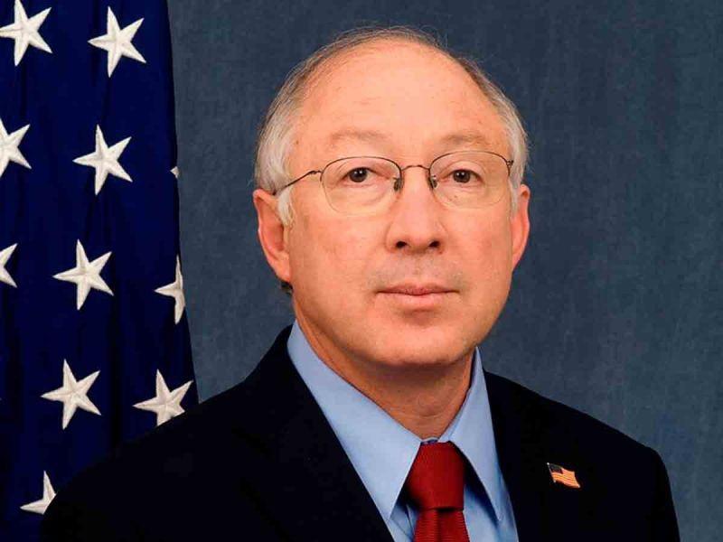 Confirma Senado estadounidense a Ken Salazar como embajador en México