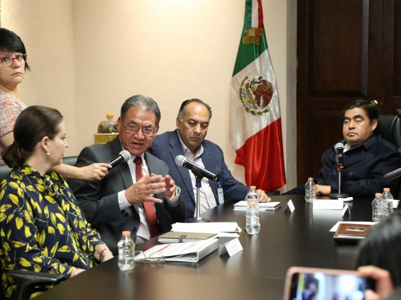 Confirma SEP suspensión de clases en Puebla