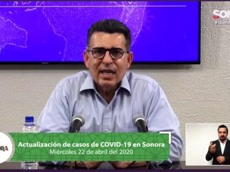 Confirma SS muerte de Guaymense por Covid-19