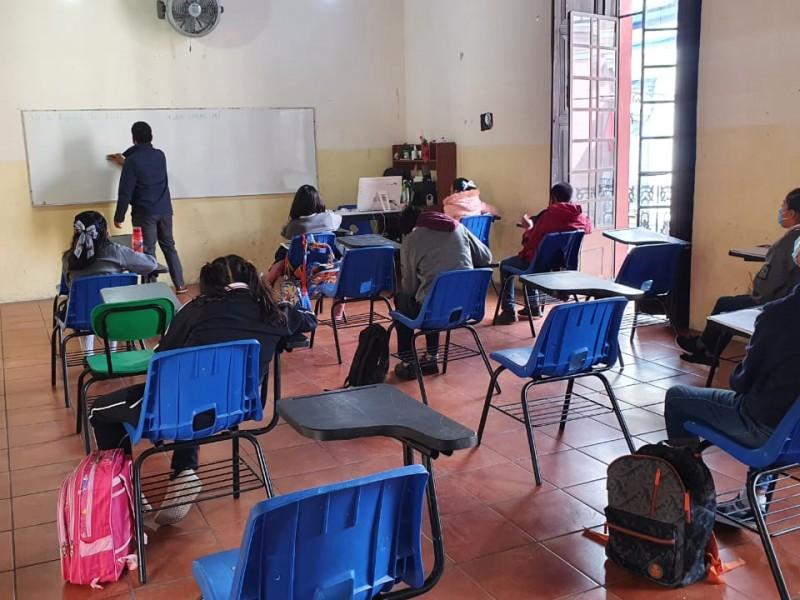 Confirmados 2 casos positivos por COVID19 en escuelas: SEP