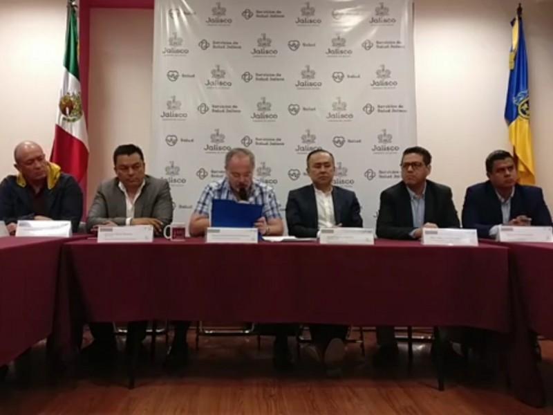 Confirman 2 primeros casos de Covid-19 en Jalisco