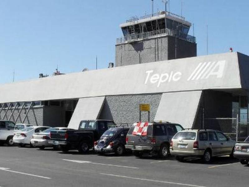 Confirman ampliación del aeropuerto de Tepic