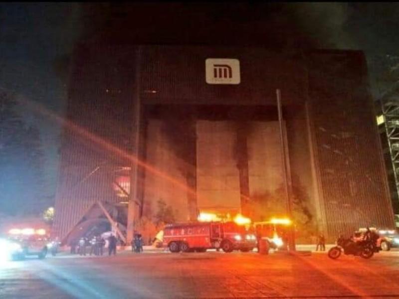 Confirman identidad de oficial que murió tras incendio del Metro