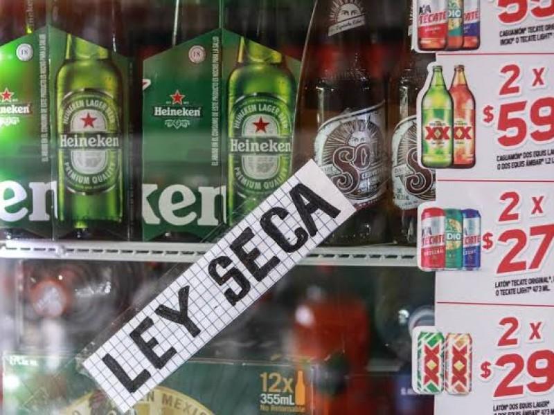 Confirman ley seca en Veracruz ante Consulta Popular