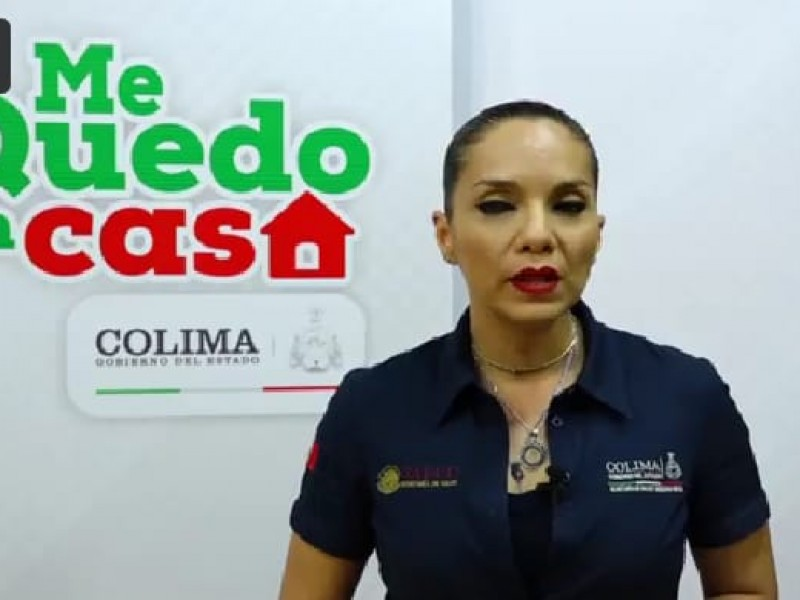 Confirman primer fallecimiento por Covid-19 en Colima