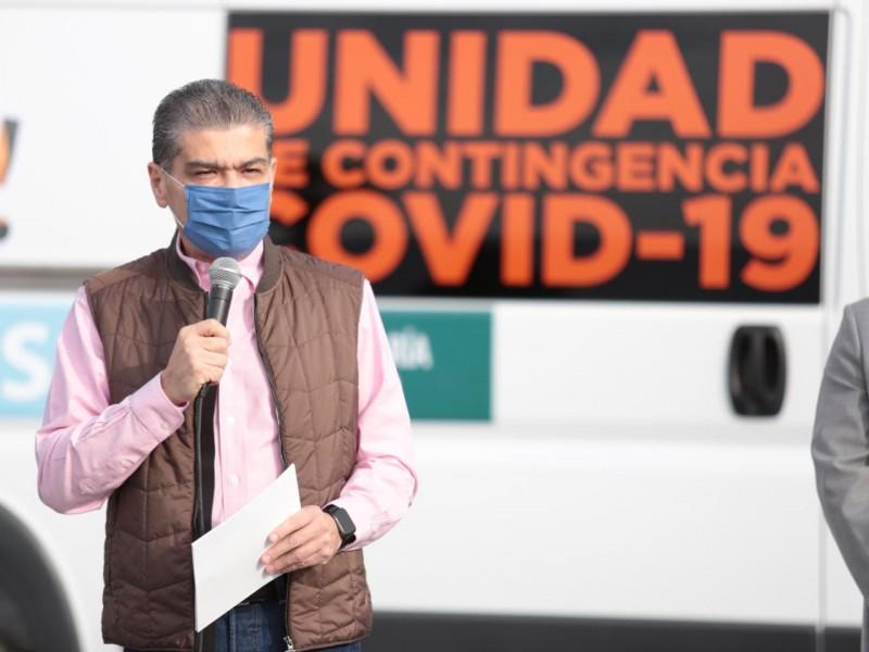 Confirman primera defunción por covid-19 en Torreón