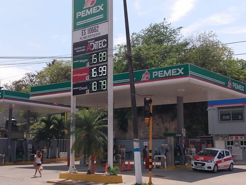 Confirman proyectos para aumentar capacidad de almacenamiento de combustible