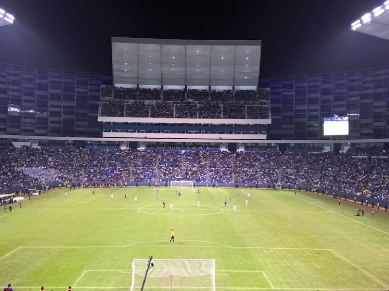 Confirman que el siguiente partido del Puebla será con aficionados