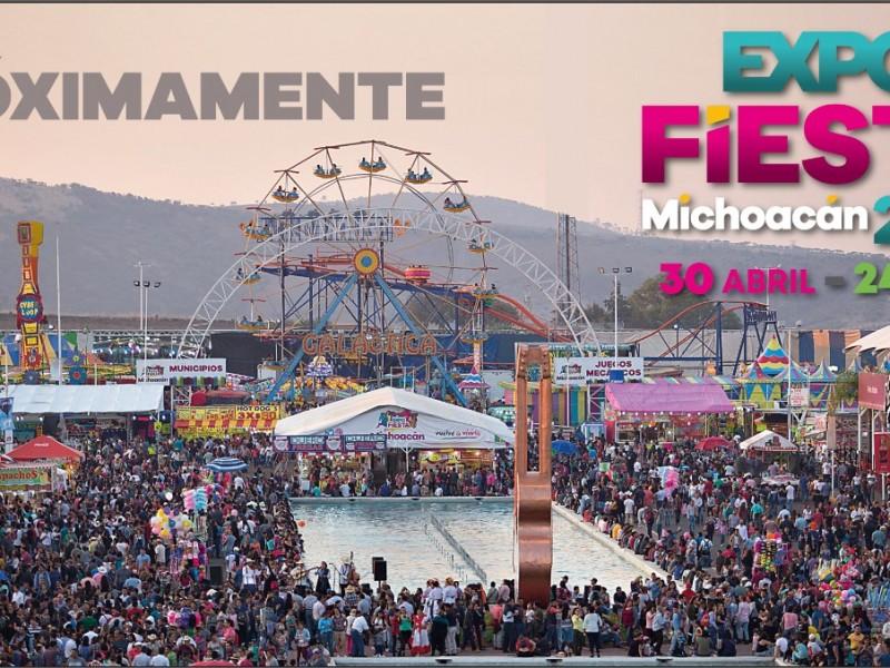 Confirman suspensión de Expo Fiesta Michoacán 2020