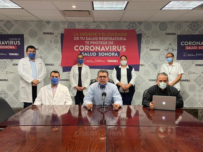 Confirman tres casos más de Covid-19 en Sonora; suman 17