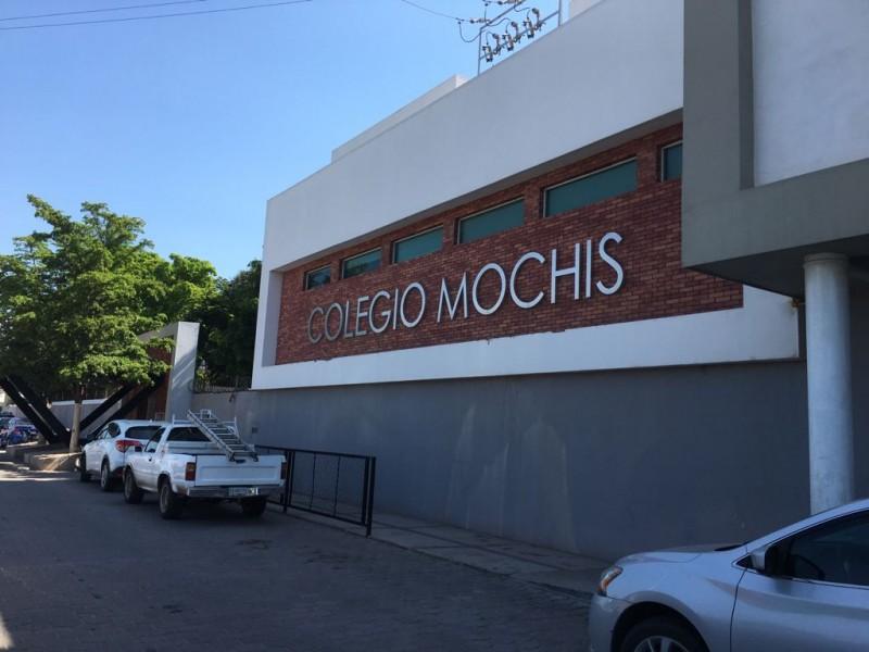 Confirman un caso de covid-19 en colegio de Los Mochis