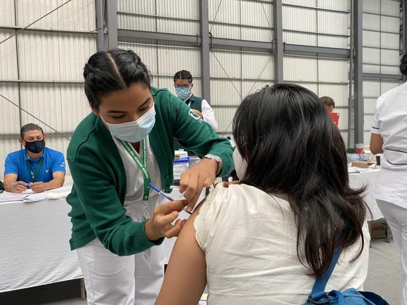 Confirman vacunación contra covid para rezagados de todo Veracruz