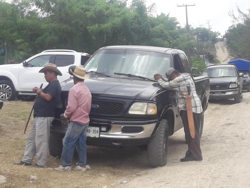 Conflicto en Cañada Rica