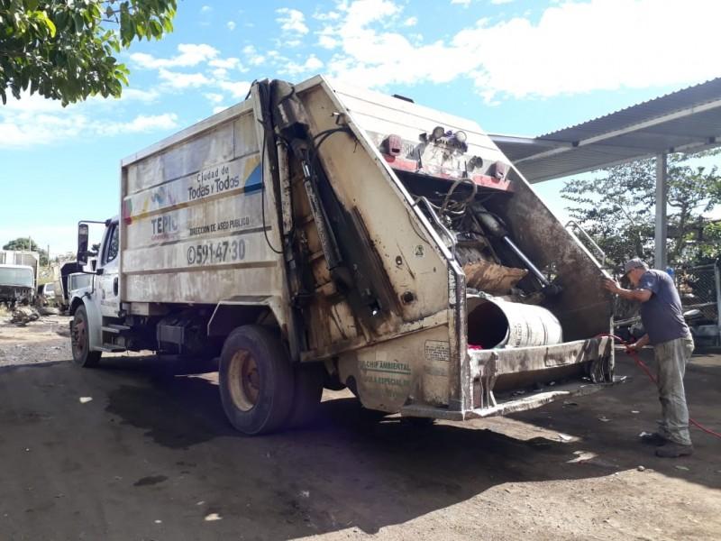Conflicto en Centro Histórico por acumulación de desechos