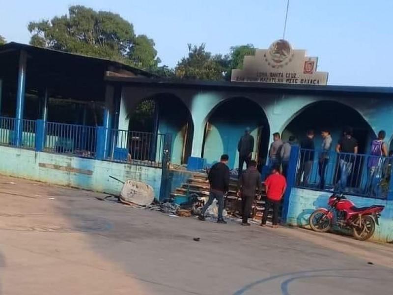 Conflicto en San Juan Mazatlán Mixe, Oaxaca