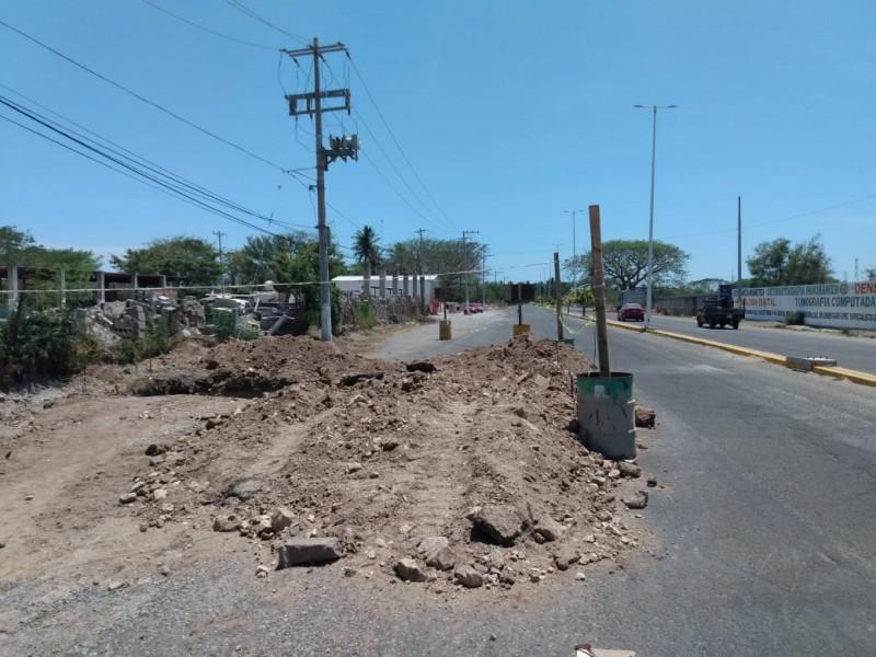 Conflicto por obra de Espinal en límites territoriales con Juchitán