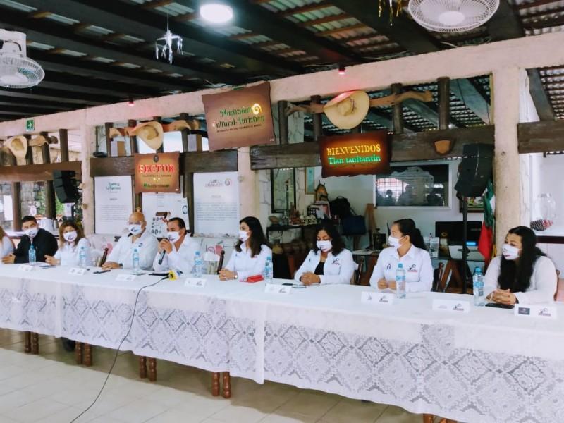 Conforman Consejo Cultural Turístico en Tuxpan