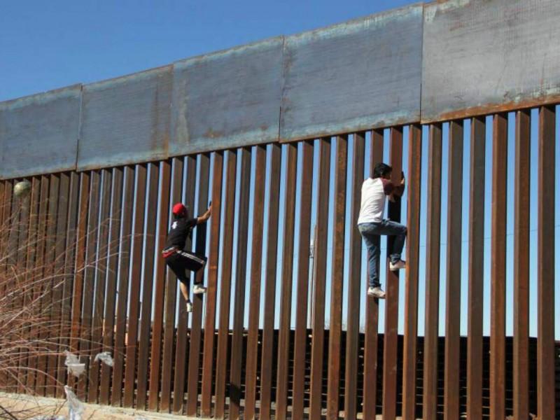 Confrontación en EUA por muro fronterizo