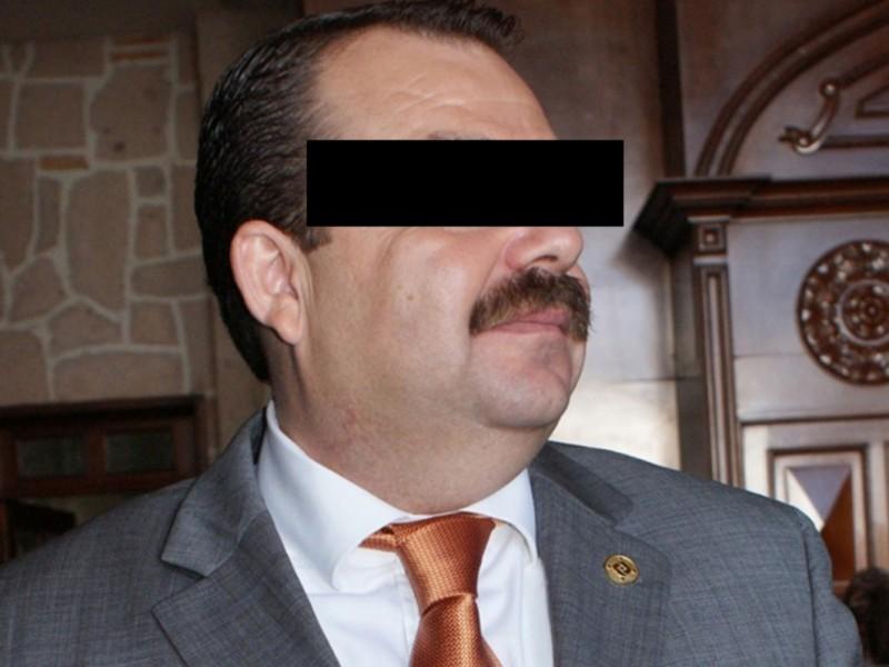 Congela UIF cuenta bancaria a Edgar Veytia con 35 MDP