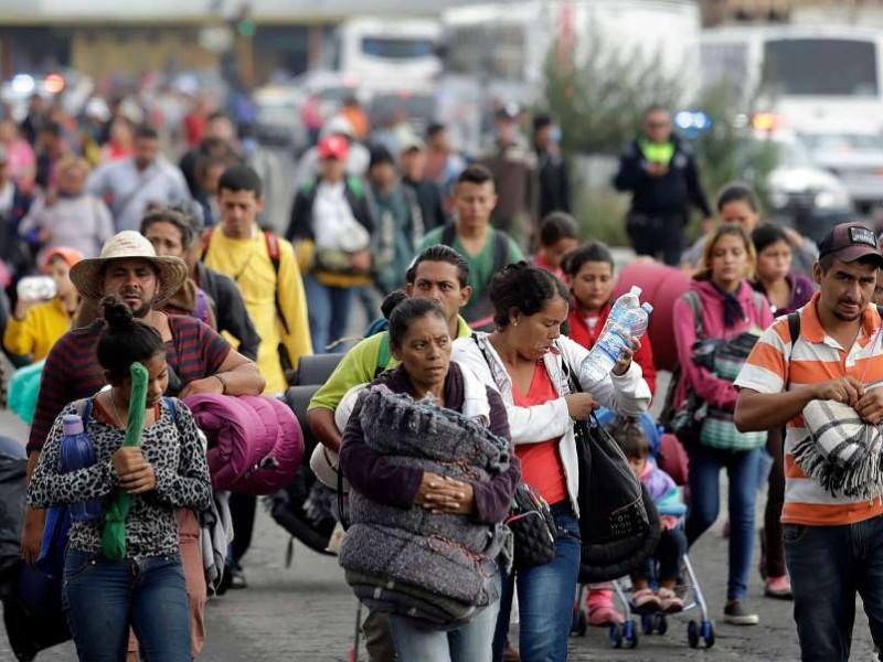 📹Congreso aprueba presupuesto para atender a migrantes