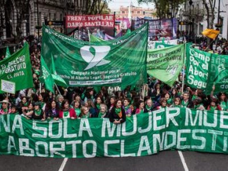 Congreso argentino inicia debate para legalización del aborto