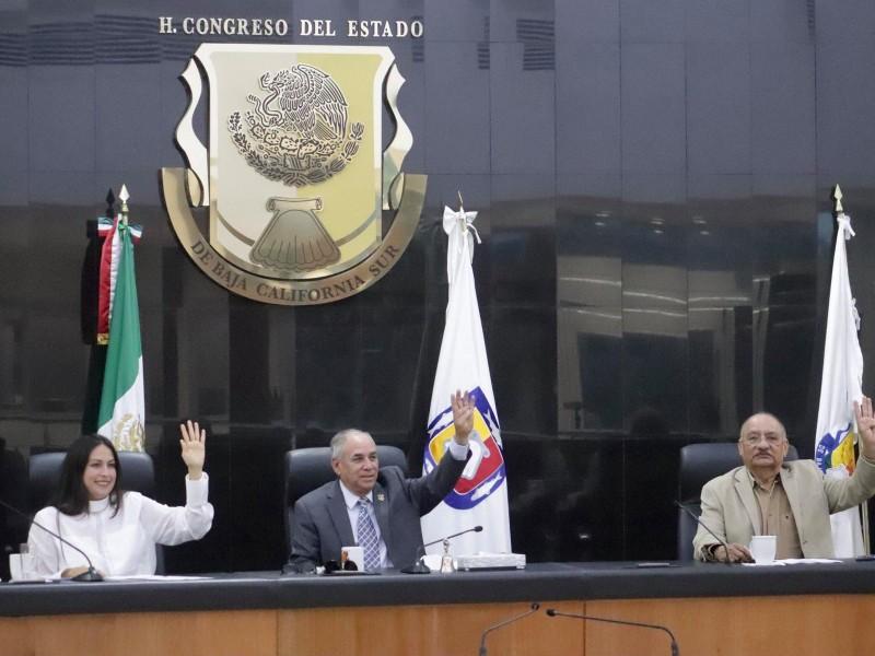 Congreso de BCS reanudará la sesión de marzo de 2020