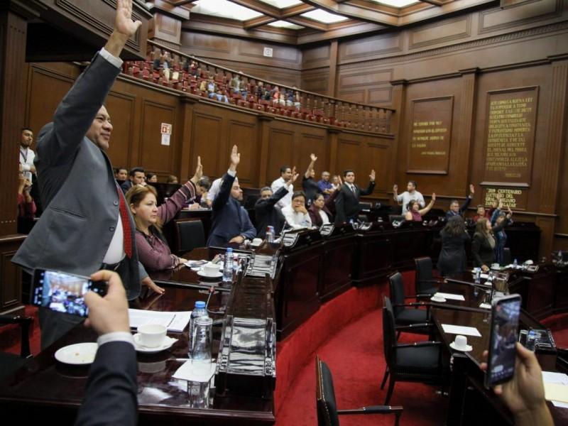Congreso de Michoacán avala Reforma Educativa