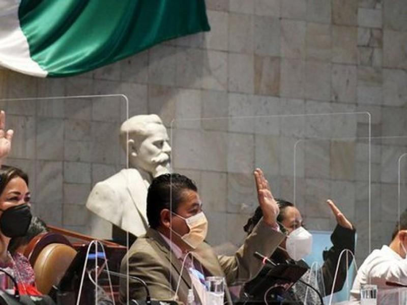 Congreso de Oaxaca aprueba Ley Ingrid