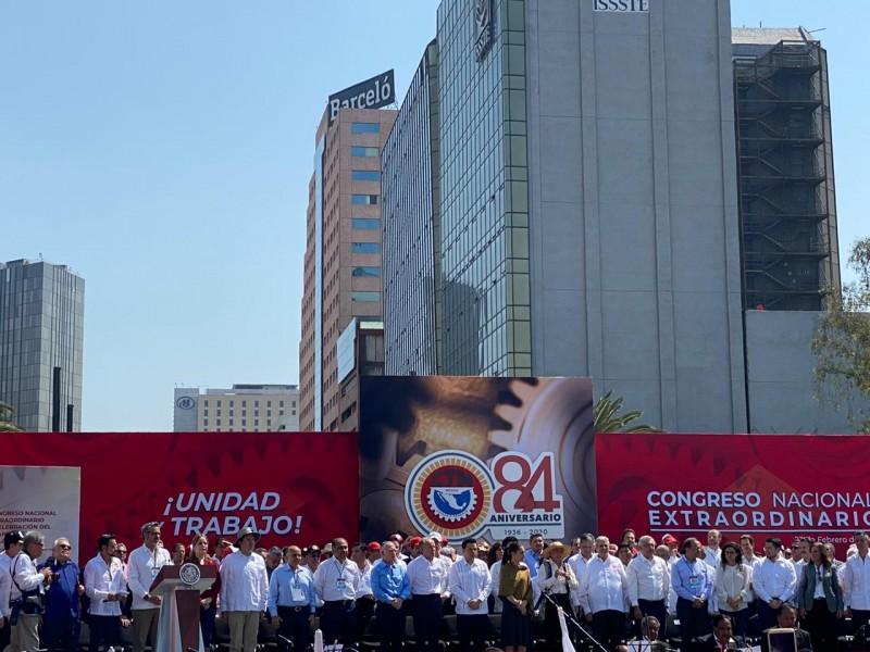 Congreso nacional de la CTM