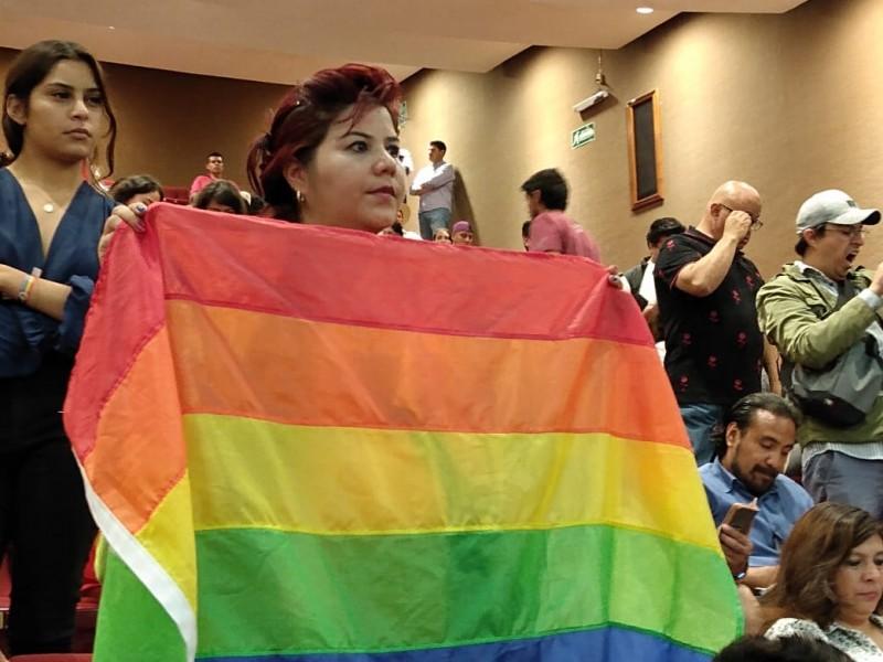 Congreso zacatecano rechaza matrimonio igualitario