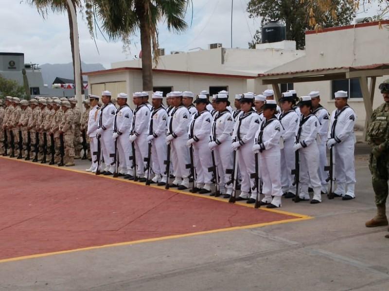 Conmemoran CV Aniversario de Gesta Heroica Veracruz
