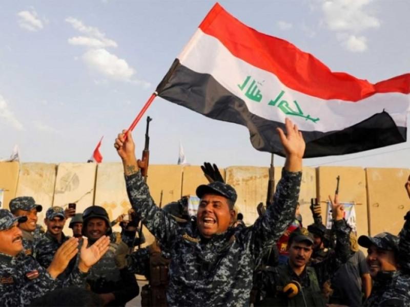Conmemora Irak victoria sobre el Estado Islámico