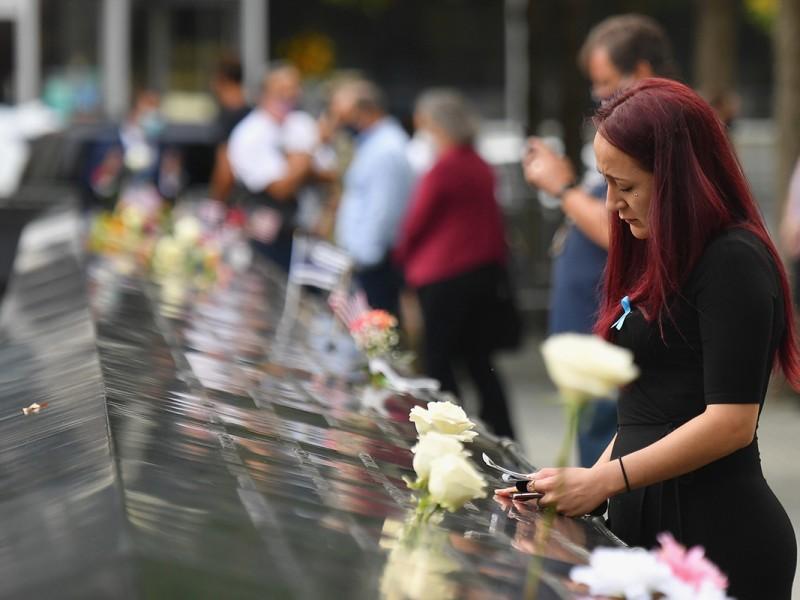 Conmemoran 19 años del ataque a las Torres Gemelas