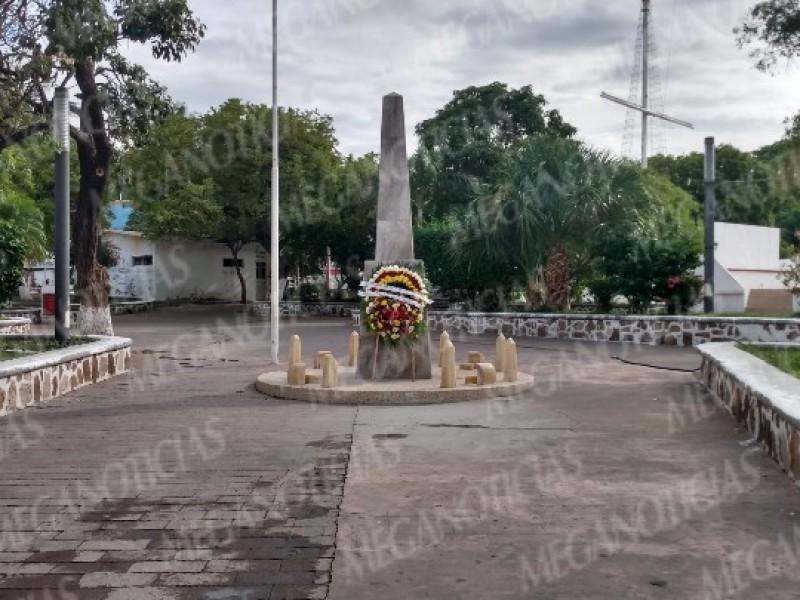 Conmemoran a marinos mercantes en el Puerto de Salina Cruz
