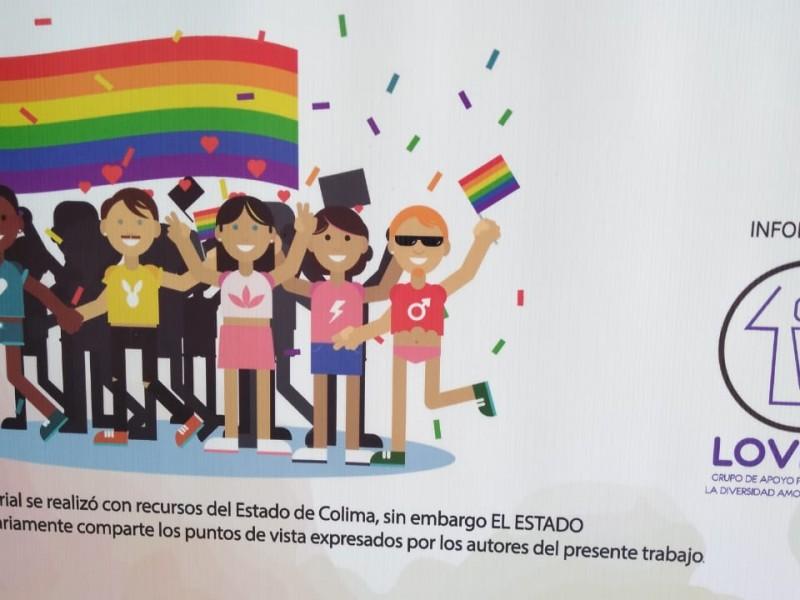 Conmemoran día estatal contra homo, lesbo,  transfobia